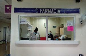 La Caja de Seguro Social es el mayor comprador de medicamentos en el país y enfrenta una gran demanda por parte de los pacientes. Foto: Archivo