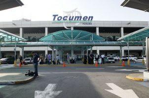 El robo se produjo en el área de carga del Aeropuerto Internacional de Tocumen.