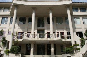 Cinco nuevas designaciones en la Corte Suprema de Justicia. Foto: Archivos