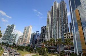 Vista panorámica de la ciudad de Panamá. Foto: EFE