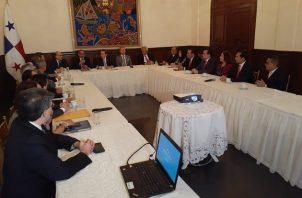 Comisión Evaluadora entregó un informe al presidente Laurentino Cortizo. Foto: Archivo