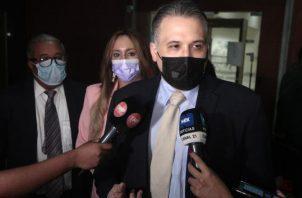 La defensa de Ricardo Martinelli asegura que seguirá destruyendo el caso de la fiscalía. Foto: Víctor Arosemena