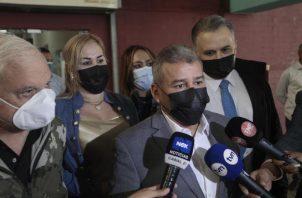 La defensa de Ricardo Martinelli cuestiona la memoria selectiva de los testigos presentados por la fiscalía. Foto: Víctor Arosemena