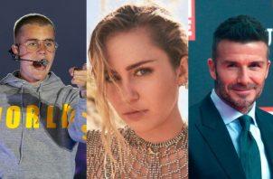Justin Bieber se unió a Miley Cyrus, David Beckham y otros famosos que invierten en la industrial legal del cannabis. Archivo / EFE