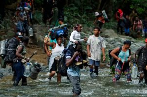 Los haitianos son los principales migrantes en esta oleada.