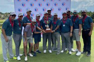 Carpe Diem Golf Club se llevó los honores en esta importante justa. Foto: Cortesía