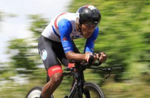 Christofer Jurado, espera conseguir grandes objetivos el próximo año en las competencias internacionales. Foto/Fepaci