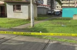 Los vecinos del área precisaron que a primeras horas de la mañana se escucharon unas 10 detonaciones. Foto: Diomedes Sánchez