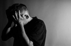 Hay muchos factores que pueden causar una enfermedad mental. Foto: Pixabay