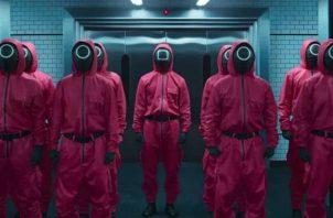 'El Juego del Calamar'. Netflix