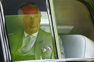 Príncipe Carlos de Inglaterra. EFE/EPA/NEIL HALL/Archivo