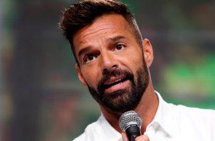 Ricky Martin. EFE