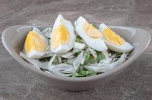 El huevo es un alimento económico y fácil de preparar. Foto:  Ilustrativa / Freepik