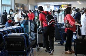 Entre enero y septiembre de 2021 por sus instalaciones han pasado un total de 5 millones 856,706 viajeros. Foto/Cortesía