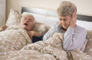 La apnea causa o agrava la insuficiencia cardiaca.  Ilustrativa / Freepik