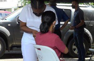 Desde el 20 de enero de 2021 hasta hoy, se han aplicado 5,634,357 vacunas contra la covid-19 en Panamá. Foto: Cortesía Minsa