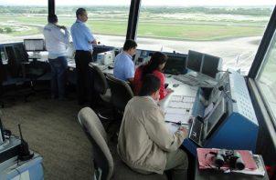 Controladores aéreos esperan que el Órgano Ejecutivo pueda corregir la decisión de vetar el proyecto de ley 303. Cortesía.