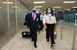 chos Humanos de Estados Unidos, está en Panamá. Foto: Cortesía Embajada de EE.UU.