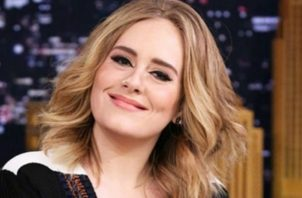 Adele. Foto: Archivo