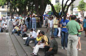 El desempleo es uno de los problemas que más preocupa a los panameños en este momento. Foto:Grupo Epasa