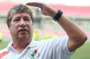 Hernán 'El Bolillo' Gómez, llevó a Panamá al Mundial de Rusia 2018. Foto: Archivo
