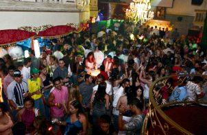Las discotecas, bares y bailes populares podrán contar con el 100% de aforo, siempre y cuando cumplan con lo exigido. Foto: Grupo Epasa