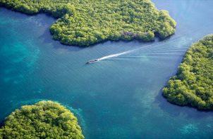 Panamá limita al Norte con el Mar Caribe y al Sur con el Océano Pacífico. Foto: Grupo Epasa