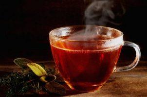 Beber té tiene muchos beneficios. Pixabay