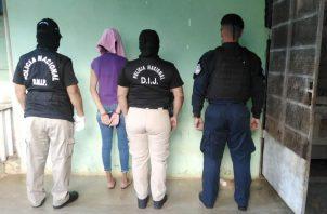 Se presume que son miembros de una red criminal que operaba en las provincias y la capital. Foto: Melquiades Vásquez.