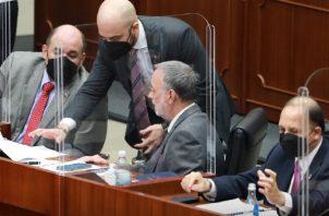 Solicitarán al presidente de la República, Laurentino Cortizo que objete el proyecto de ley. Foto: Cortesía