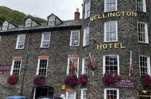 Hotel The Wellington Hotel. Foto B&P