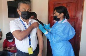El uso de la mascarilla podría flexibilizarse en diciembre. Foto: Cortesía Minsa