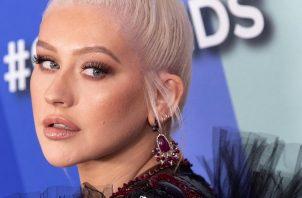 Christina Aguilera. EFE