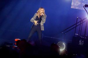 Celine Dion. EFE