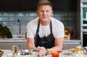 'Chef' no era la primera elección de profesión de Gordon Ramsay. Él deseaba convertirse en un futbolista profesional. Instagram