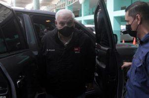 Defensa de Ricardo Martinelli asegura que a estas alturas del juicio ya ha quedado demostrado que las pruebas fueron alteradas. Foto: Víctor Arosemena