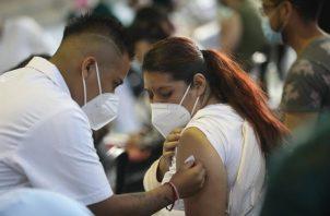 Venezuela mantiene su apuesta por la vacuna cubana Abdala. Foto: EFE