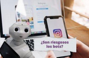 Los bots son herramientas que  permiten la automatización de tareas repetitivas.