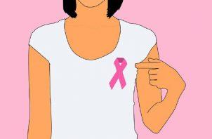 Este cáncer es el más común entre mujeres en el mundo.  Pixabay