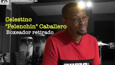 Celestino Caballero presentará su libro 'Mi Último Round'. Foto/JCLamboglia