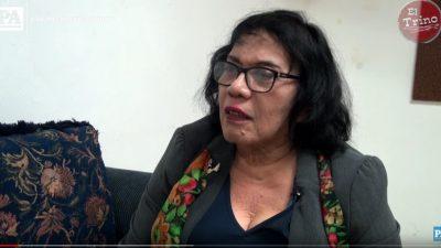 Escritora panameña Moravia Ochoa. Foto/JCLamboglia