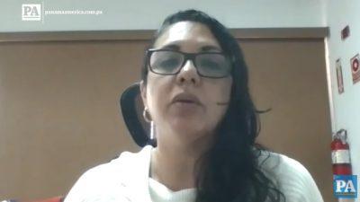 Fanny Solís, directora nacional de Ingeniería y Arquitectura- Meduca.
