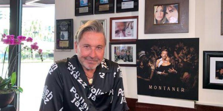 El cantautor argentino-venezolano Ricardo Montaner.
