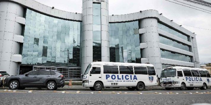 Detienen a 28 sospechosos por un caso de supuesta corrupción. Foto: EFE