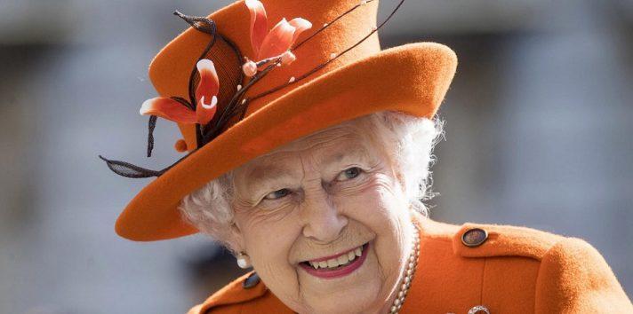 Reina Isabel II. EFE