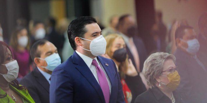 El vicepresidente Carrizo defendió su decisión argumentando que está basada en la Ley de Transparencia.