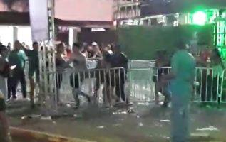 El tiroteo causó pánico entre los asistentes a la discoteca. José Vásquez