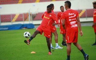 José Fajardo forma parte de la lista preliminar de 35 jugadores de la Selección Mayor de Fútbol de Panamá. Anayansi Gamez