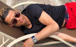 Ronaldo, será actor después de su retiro. EFE