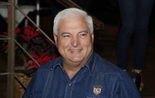 Ricardo Martinelli Berrocal, presidente de la República de Panamá durante el periodo 2009 - 2014. Archivo